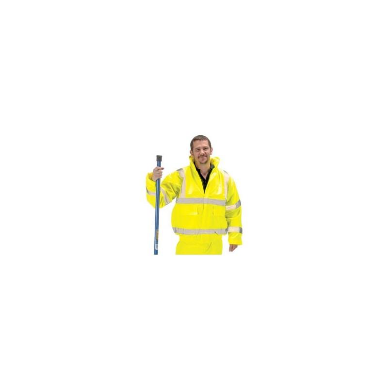 Draper high visibility bomber jacket ( 84726)