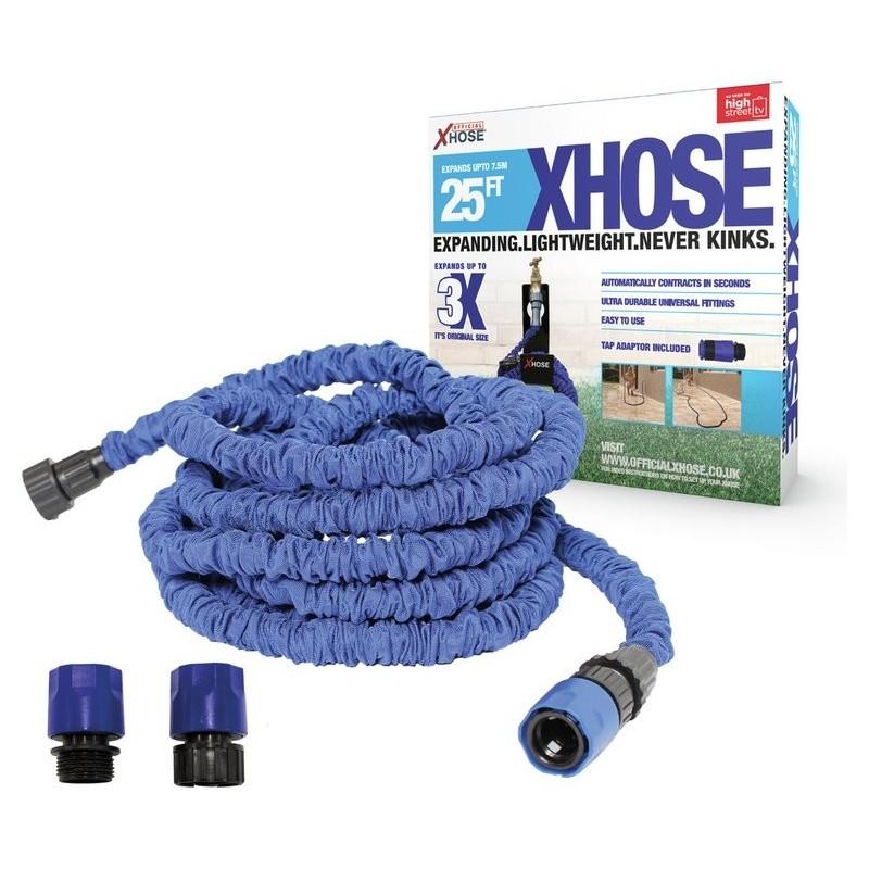 XHose expanding lightweight hose