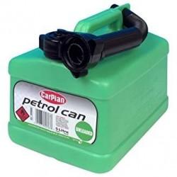Car plan petrol can (5L)