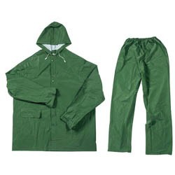 DDraper 2 piece lightweight rain suit