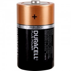 Duracell ultra power D2